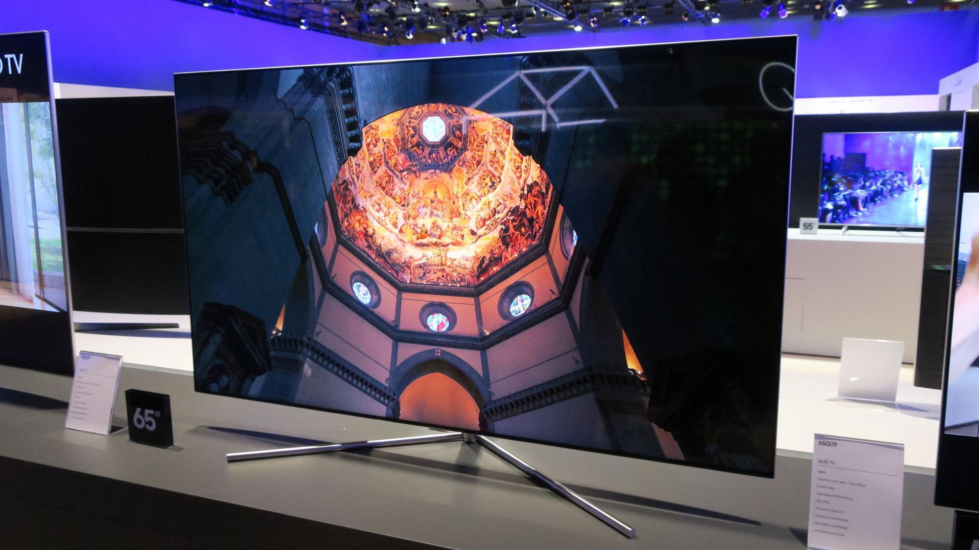 Samsung har avdekket nyttig tyveri-funksjon på sine Smart TV-er