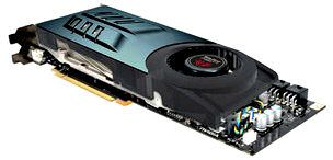 GeForce 8800 GTX får snart en storebror  (Bildet viser Leadtek GeForce 8800 GTX)