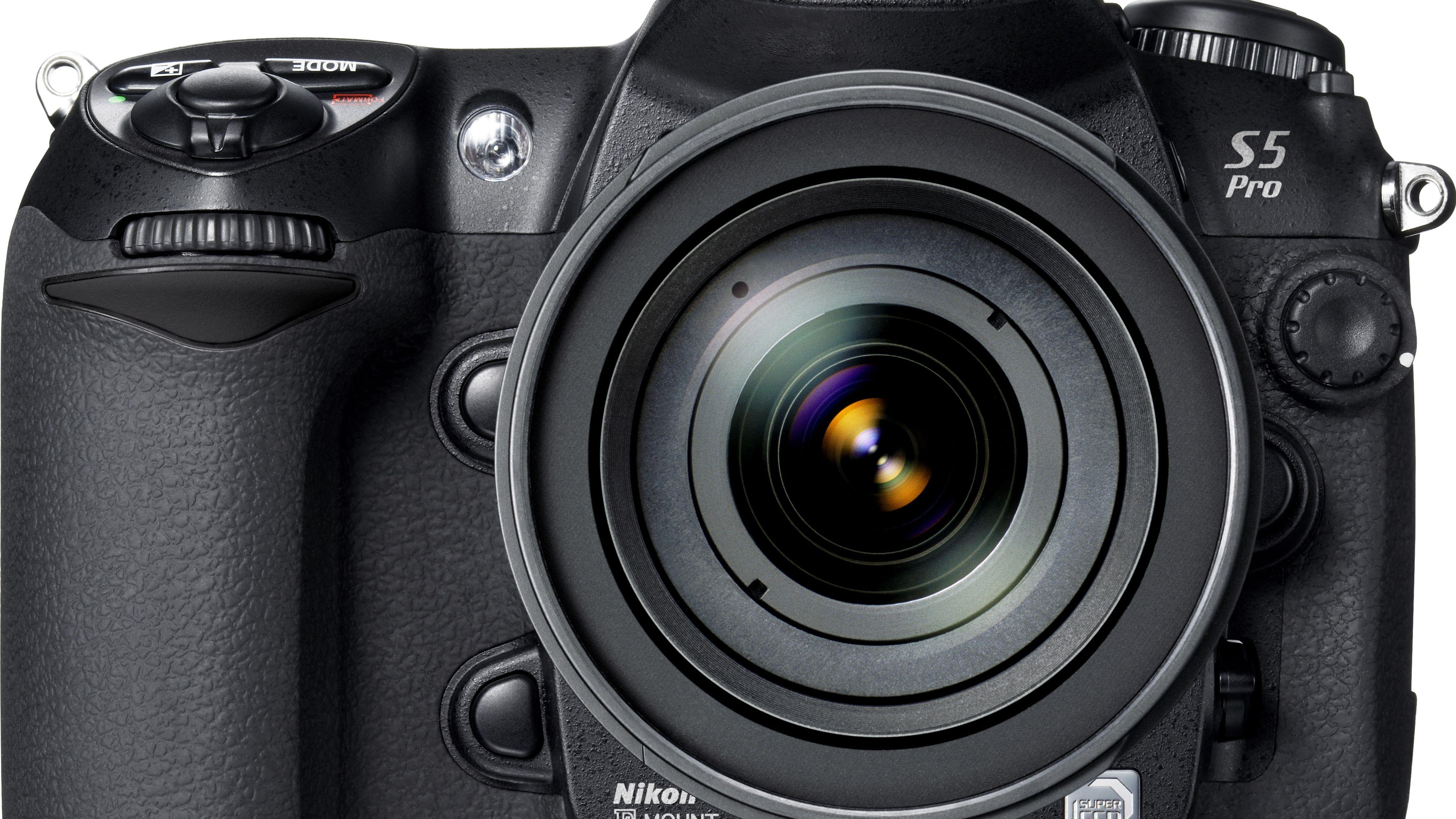 Fuji med mer info om S5 Pro