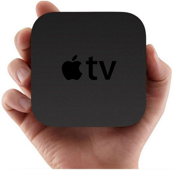 Apples TV-boks.Foto: Apple