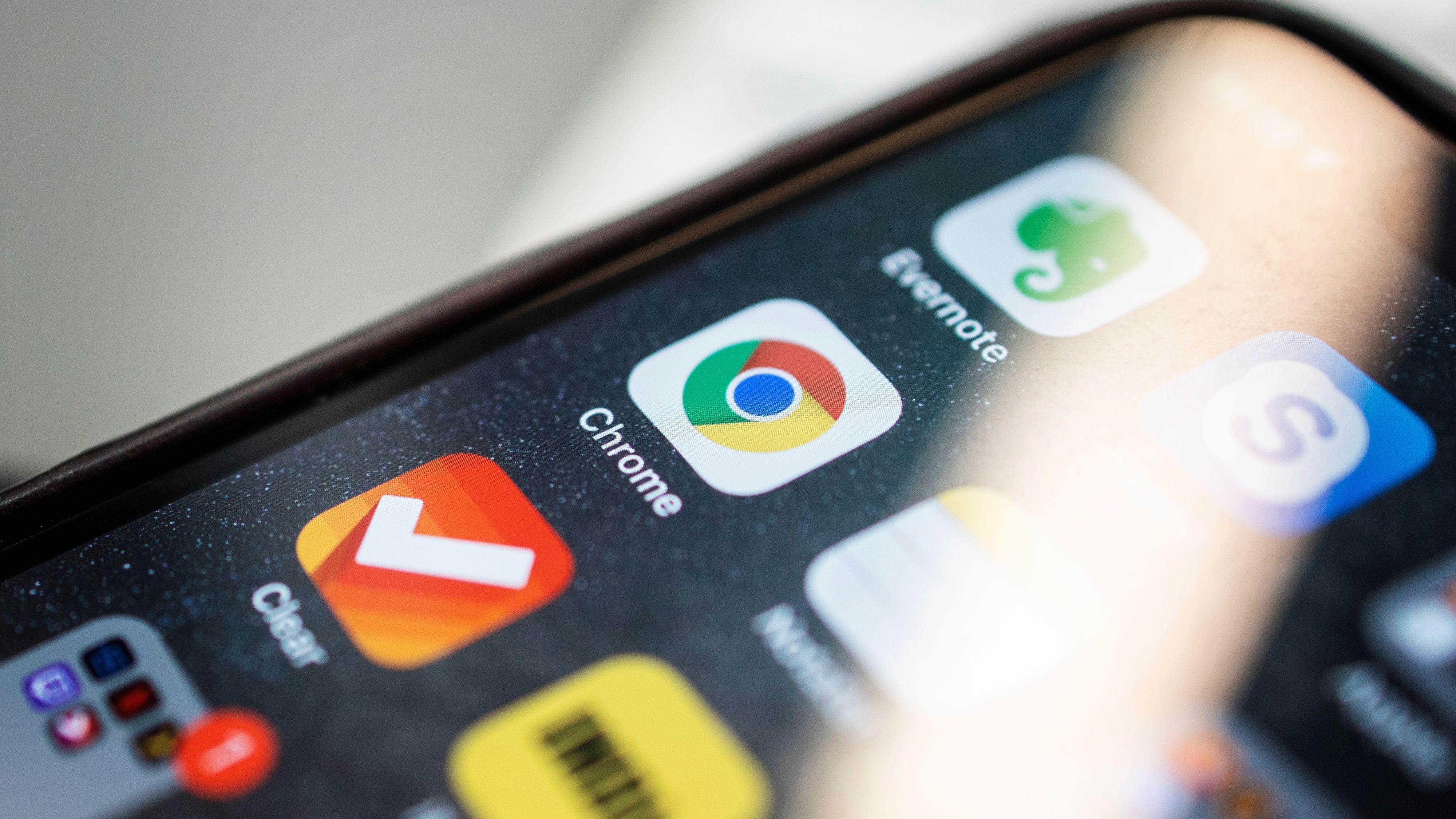 Google anbefaler å oppdatere Chrome umiddelbart