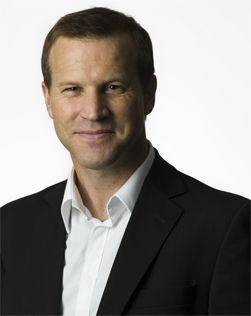 Informasjonssjef i Telenor, Anders Krokan.