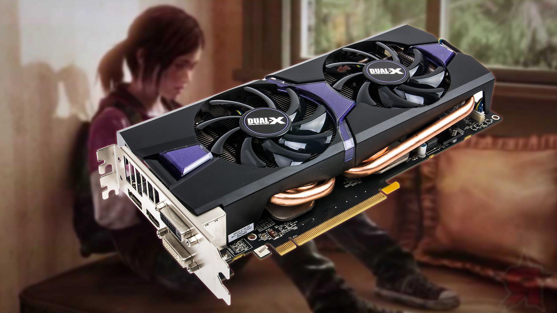 Sapphire Radeon R9 285 OC Dual-X