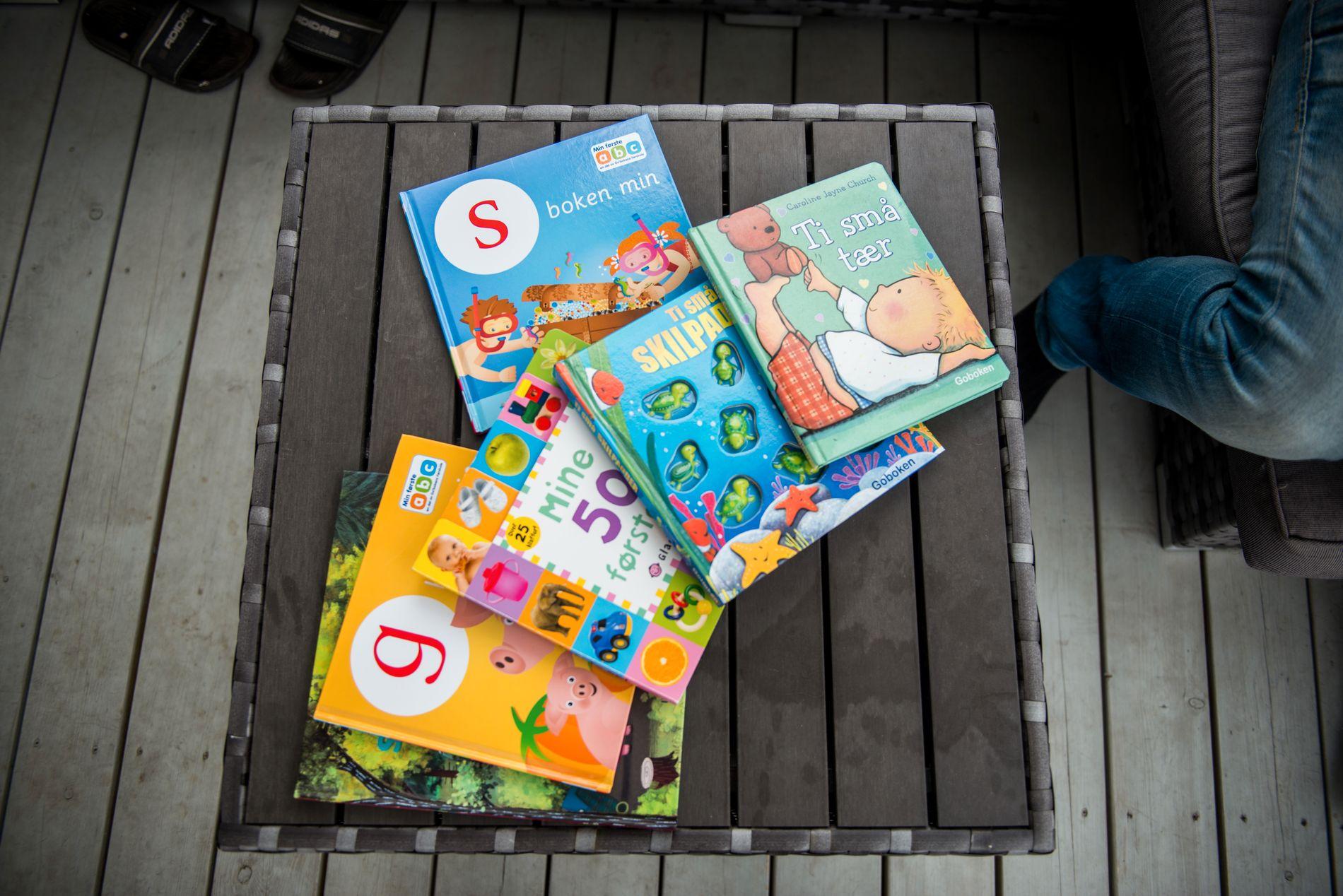 – Det er en stor produksjon av barnebøker, så det kan være vanskelig å vite hva som fungerer for dine barn. Dette hjelper vi deg med, sier Trond Ole Paulsen i Goboken.