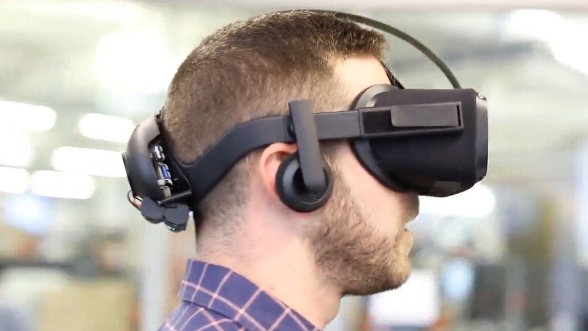 Samsung har laget et par nye VR briller som ikke krever