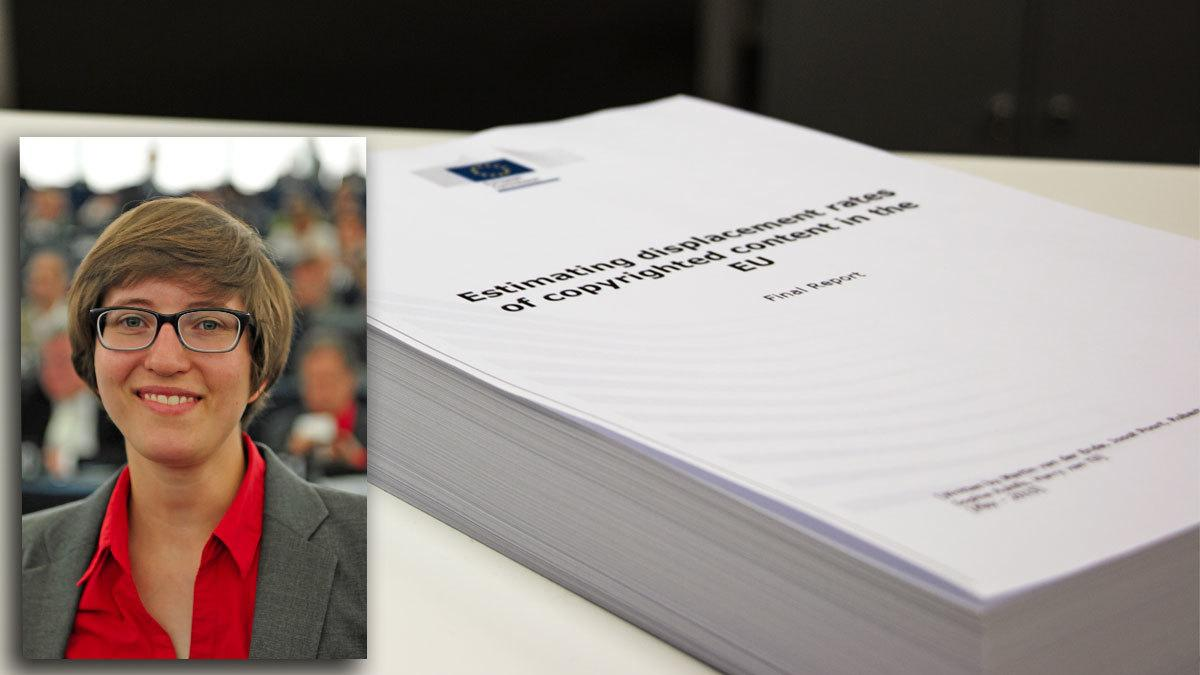 – EU skjulte en studie som viser at piratkopiering ikke skader salg