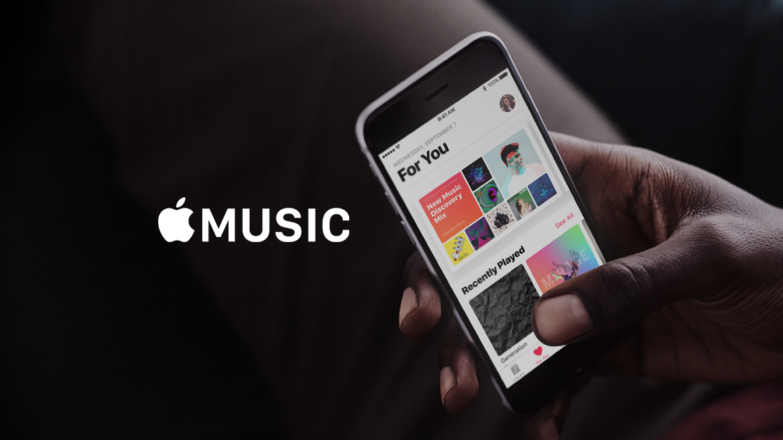 Apple Music har nådd stor milepæl