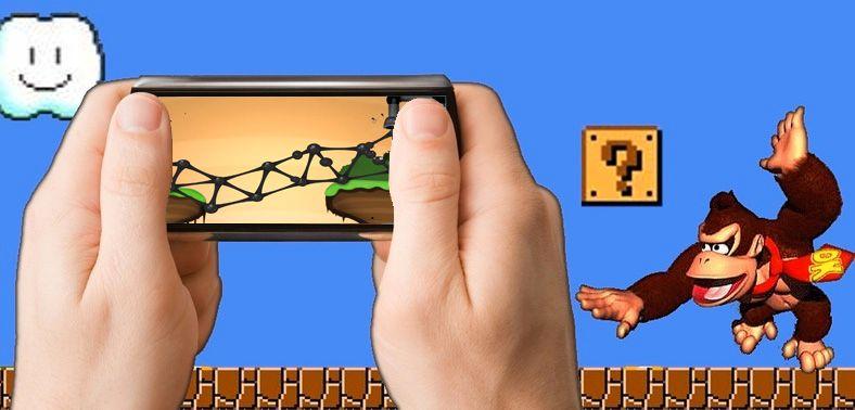 Helg - Spill: Android og Iphone