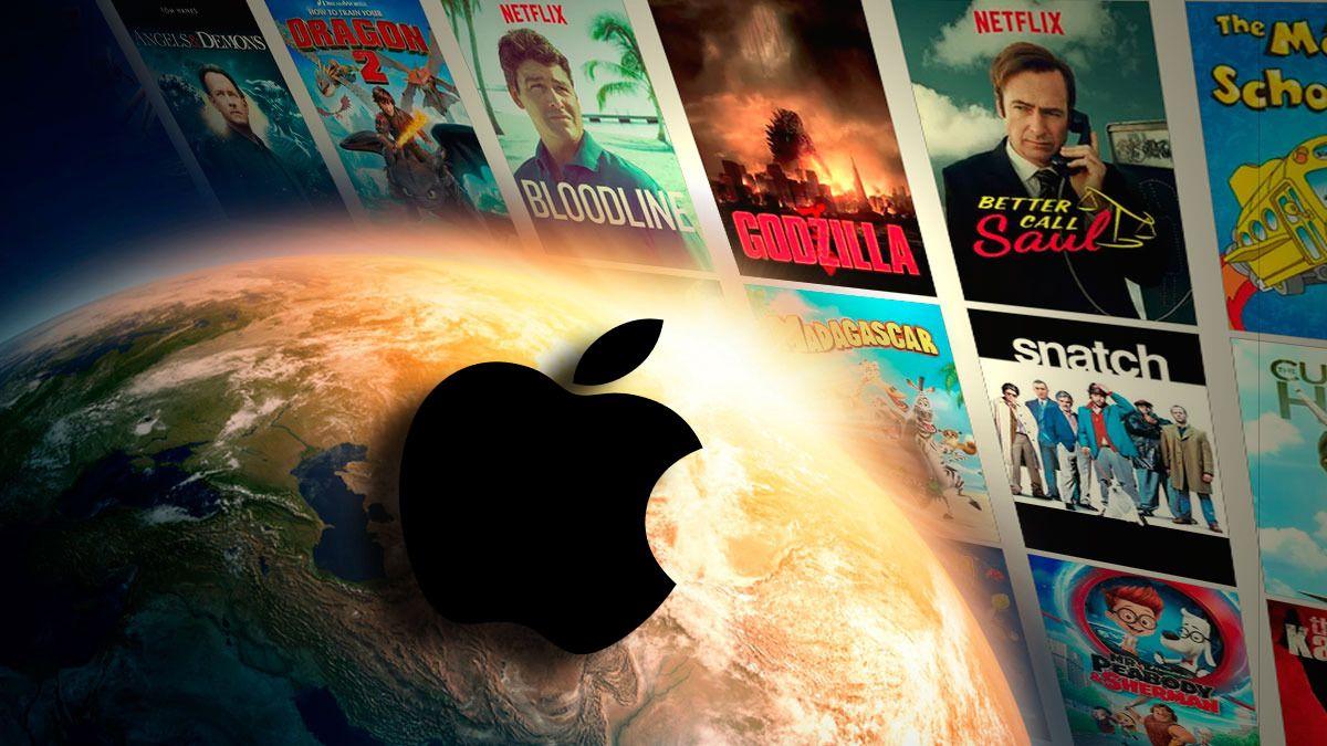 Skal Apple konkurrere med både Netflix og Oculus Rift?