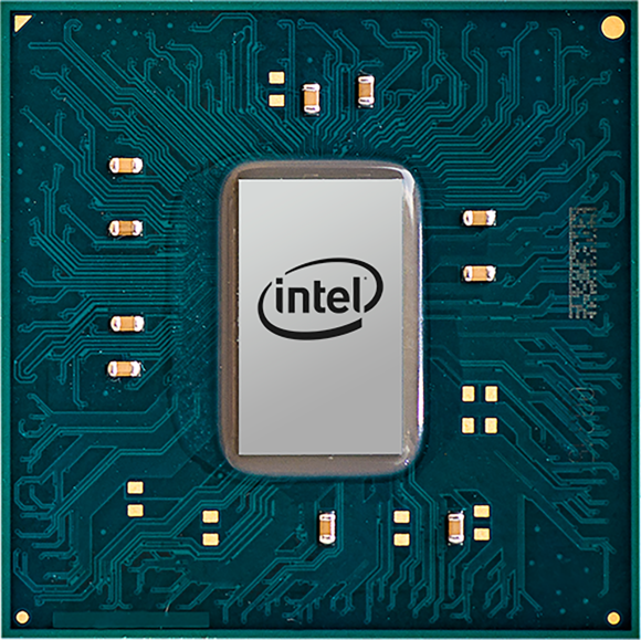 Intels Z170 brikkesett-brikke.