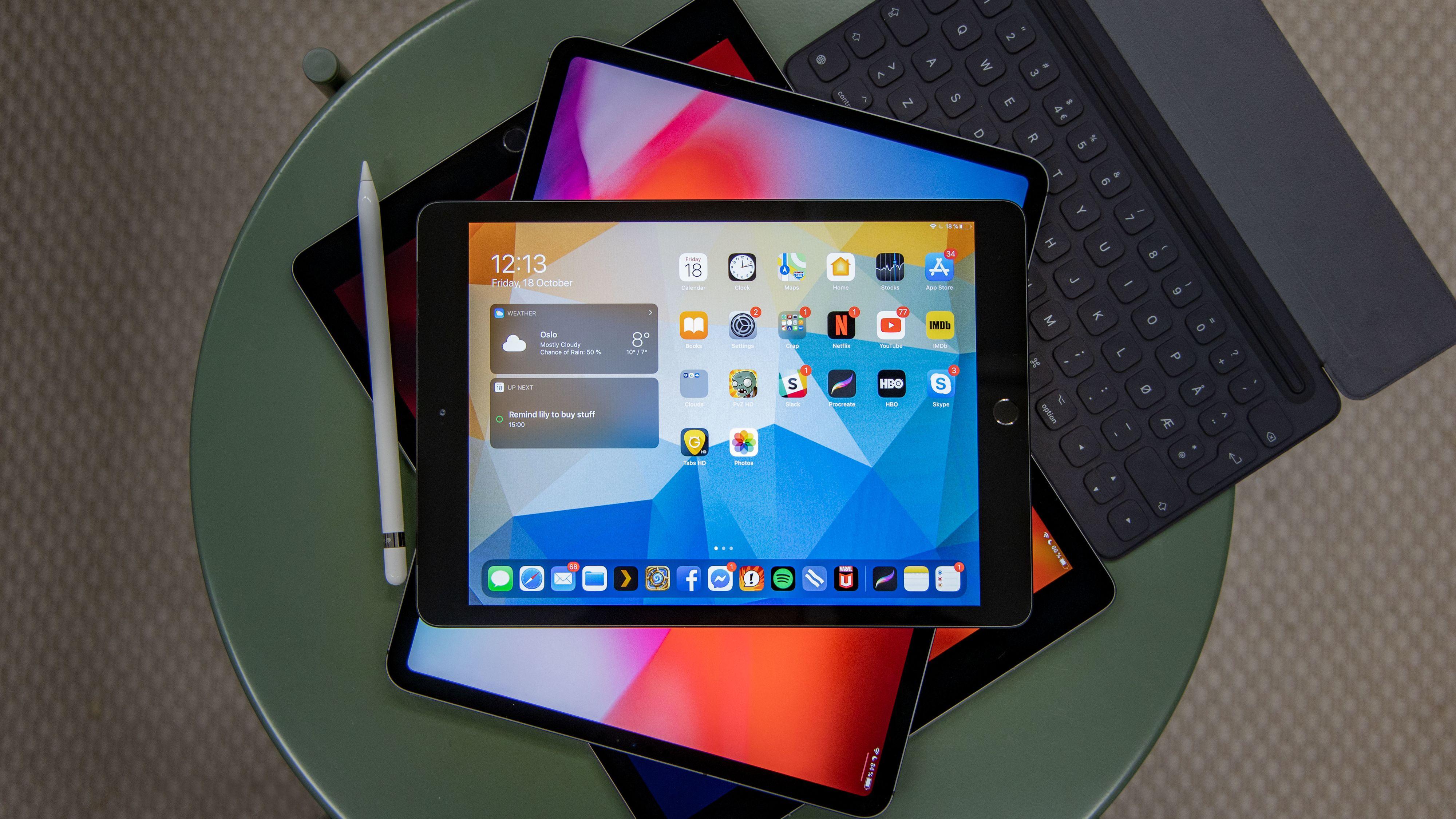 Apples nyeste iPad gir deg enorm valuta for pengene