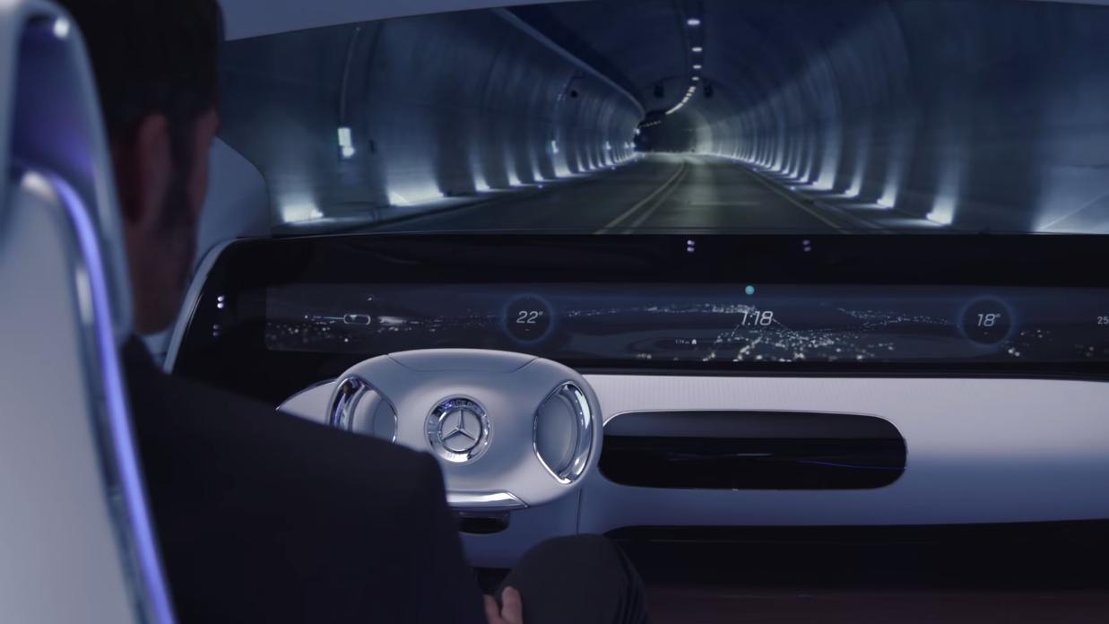 Slik skal Daimler og Qualcomm revolusjonere bilteknologien