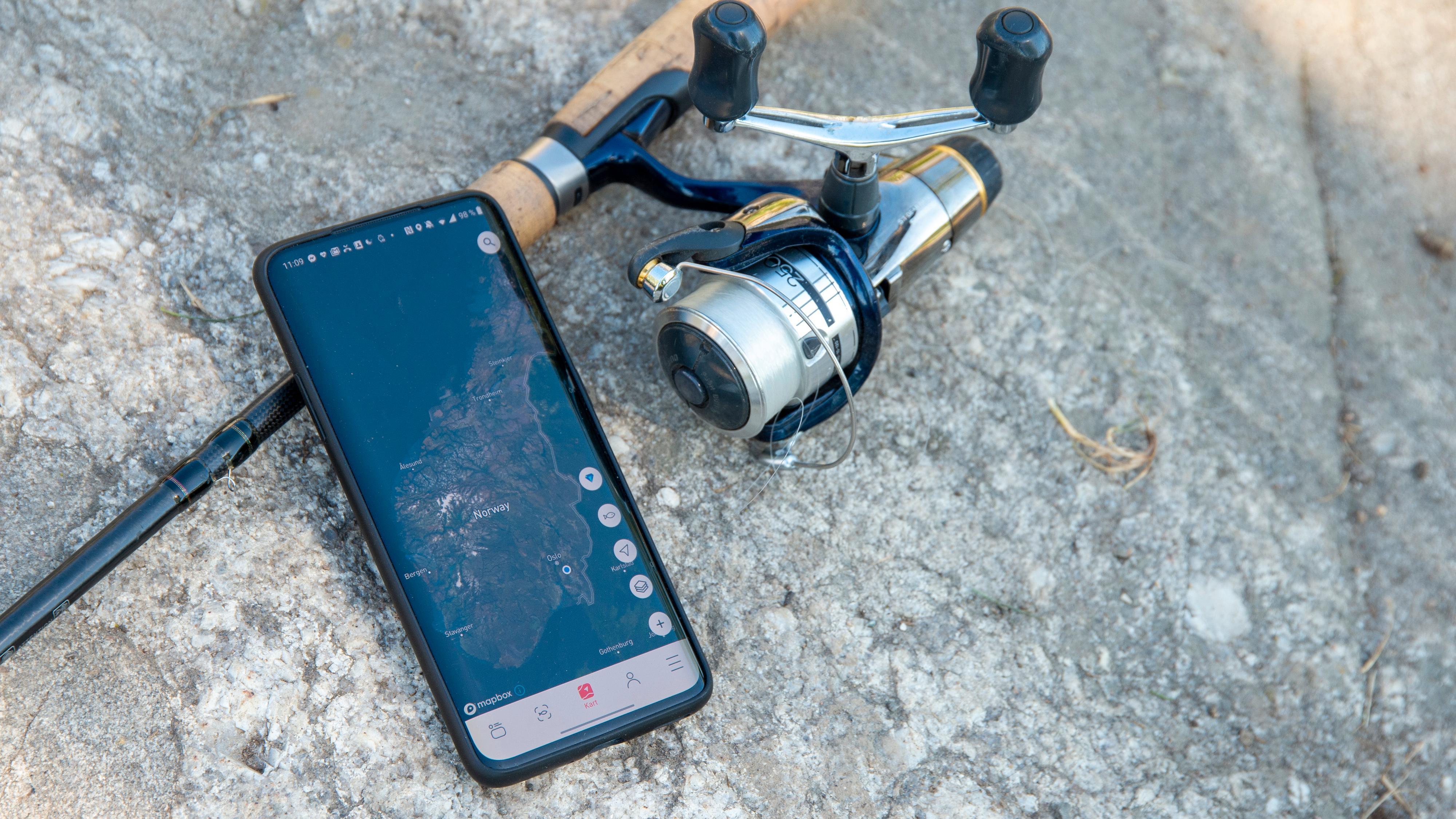Denne appen skal sikre deg fangst i sommer