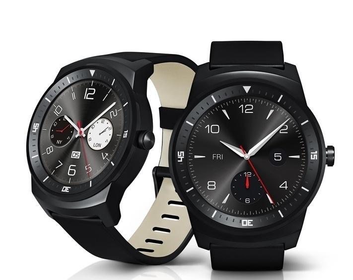 LG G Watch R.Foto: LG