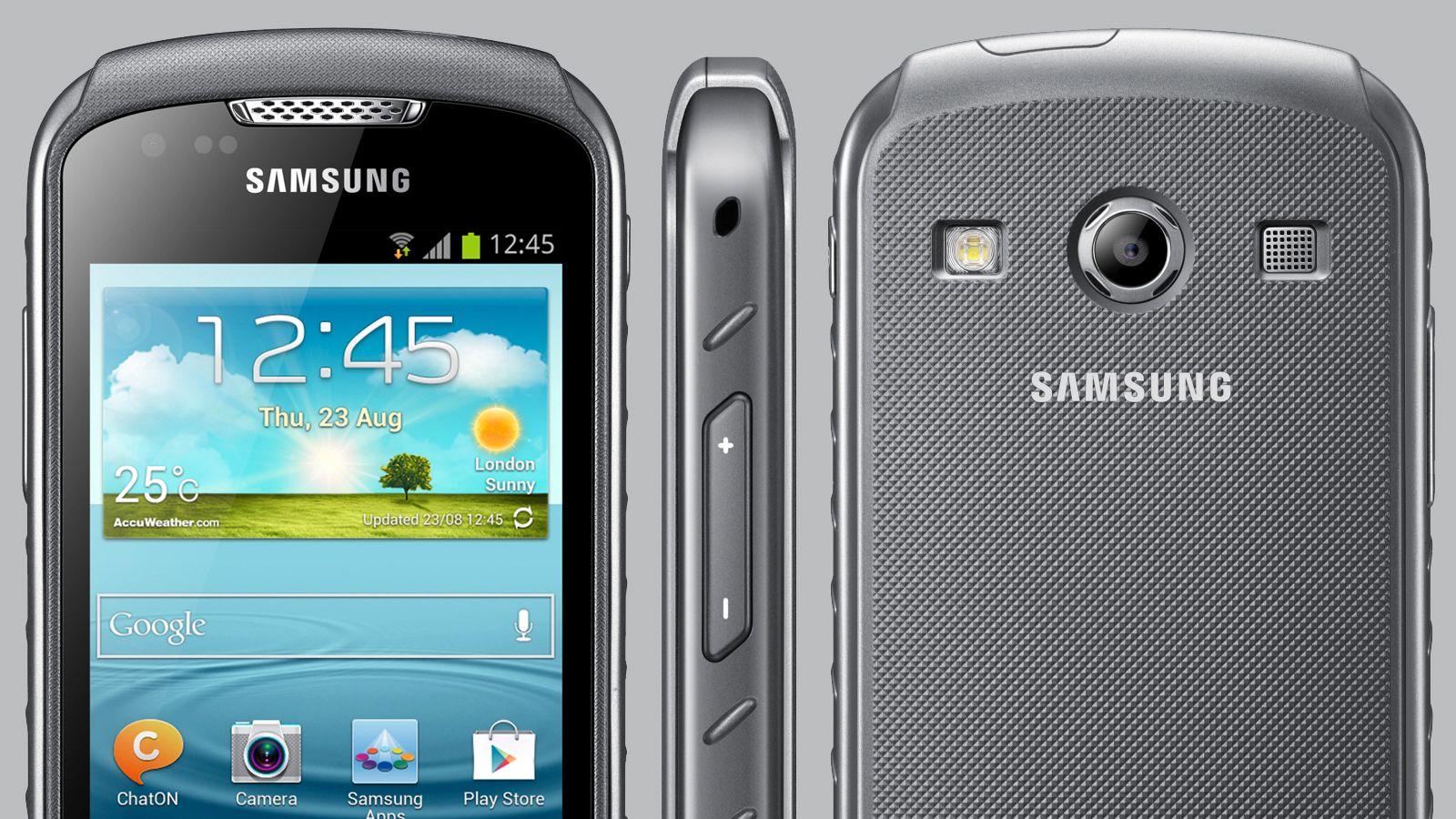 Samsung lanserer ny, vanntett tøffing