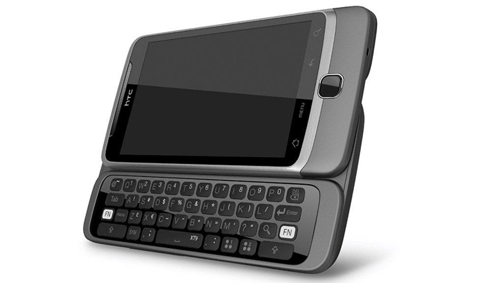 Ny tastaturmobil fra HTC