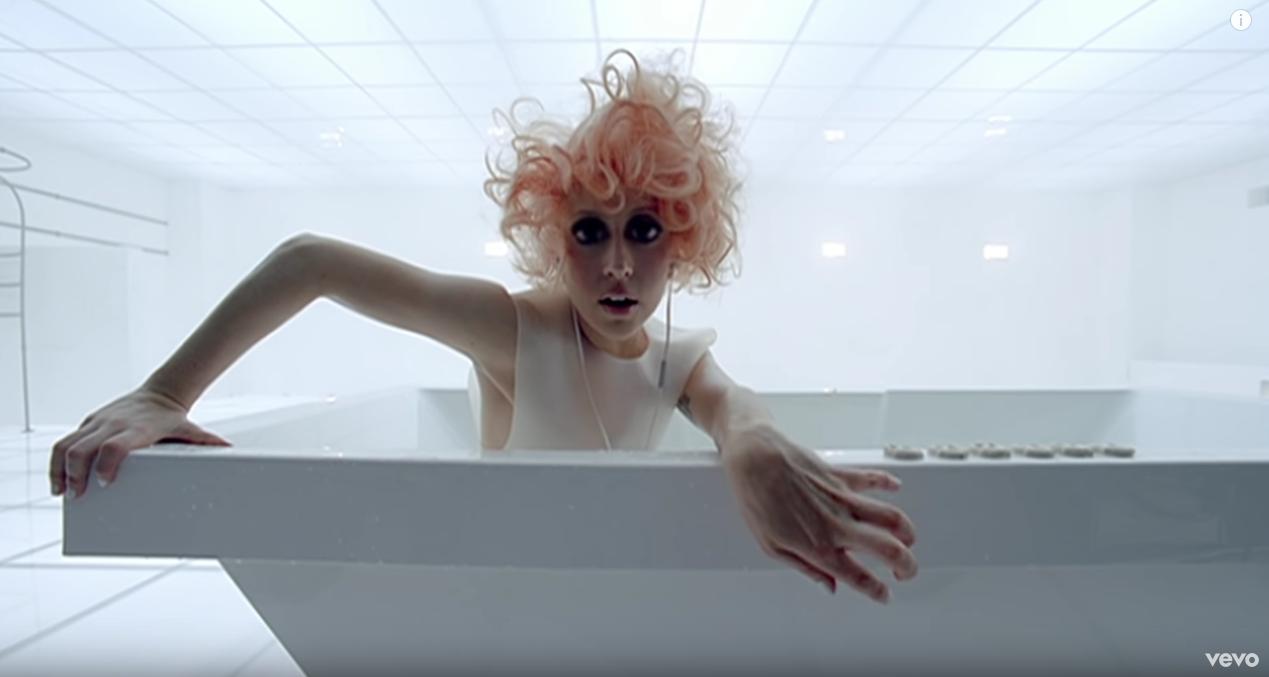 Lady Gagas «Bad Romance».