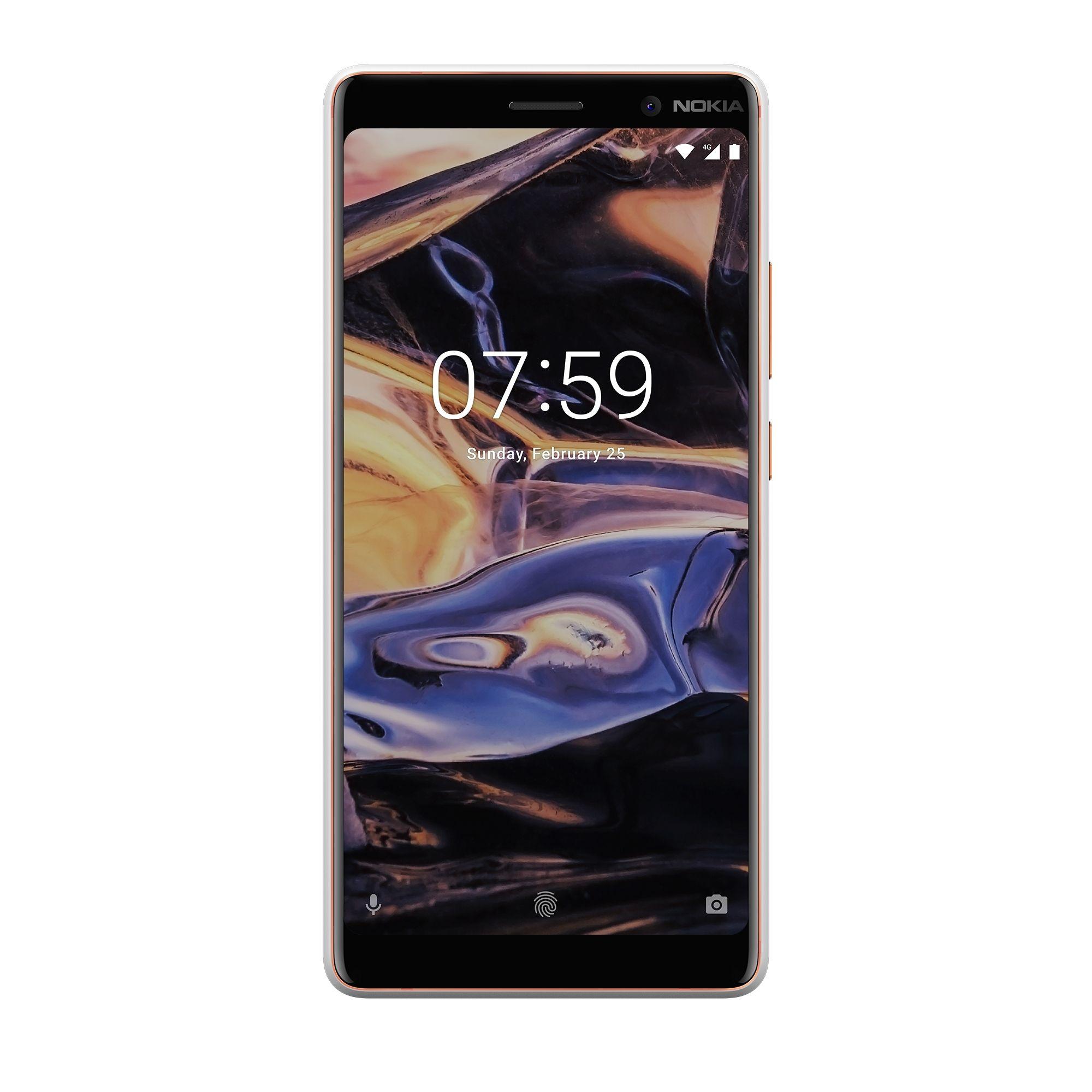Nokia 7 Plus blir betydelig rimeligere enn toppmodellene, men byr på svært mange av de samme gode egenskapene.