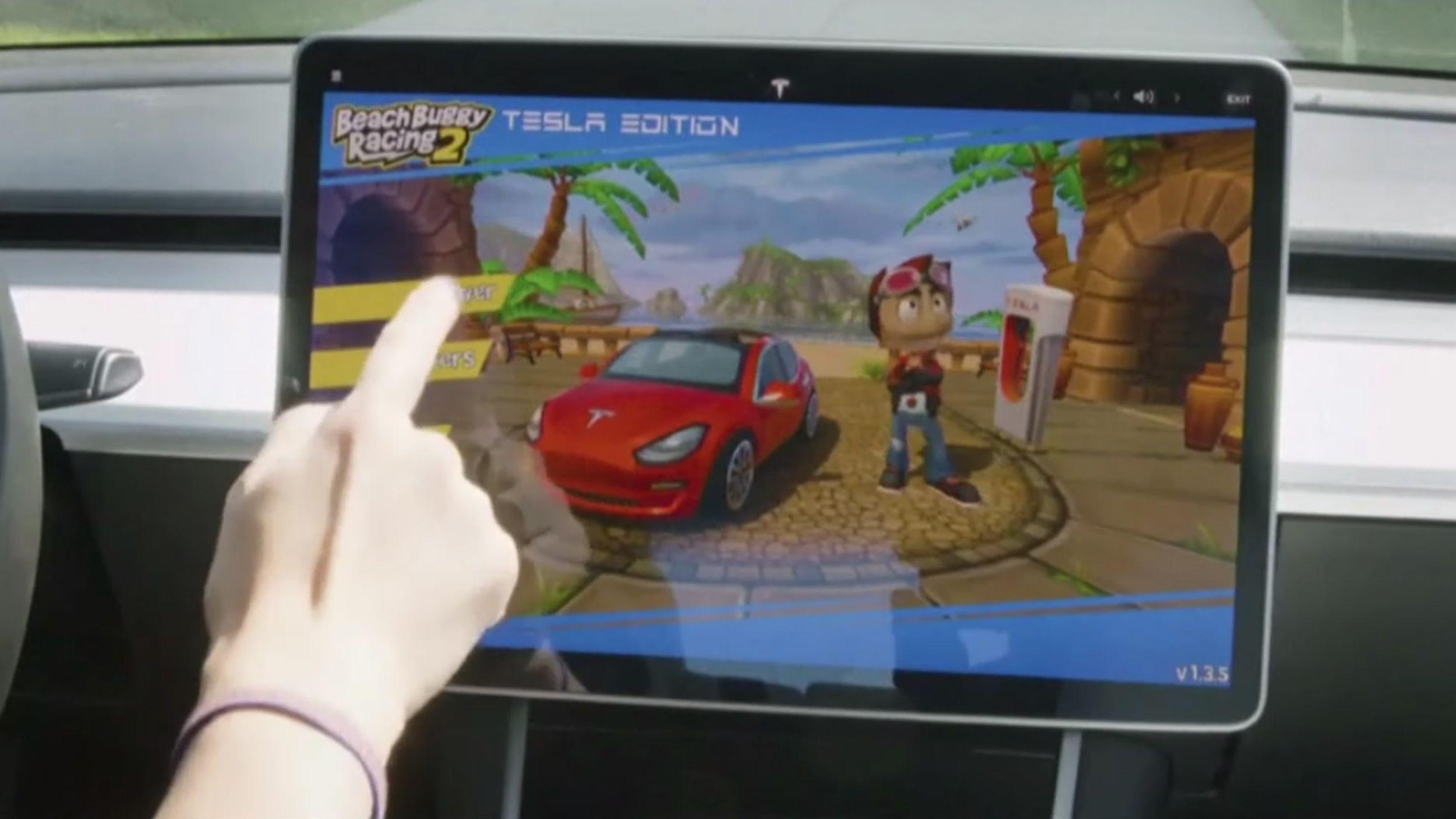 Bilspillet Beach Buggy Racing 2.