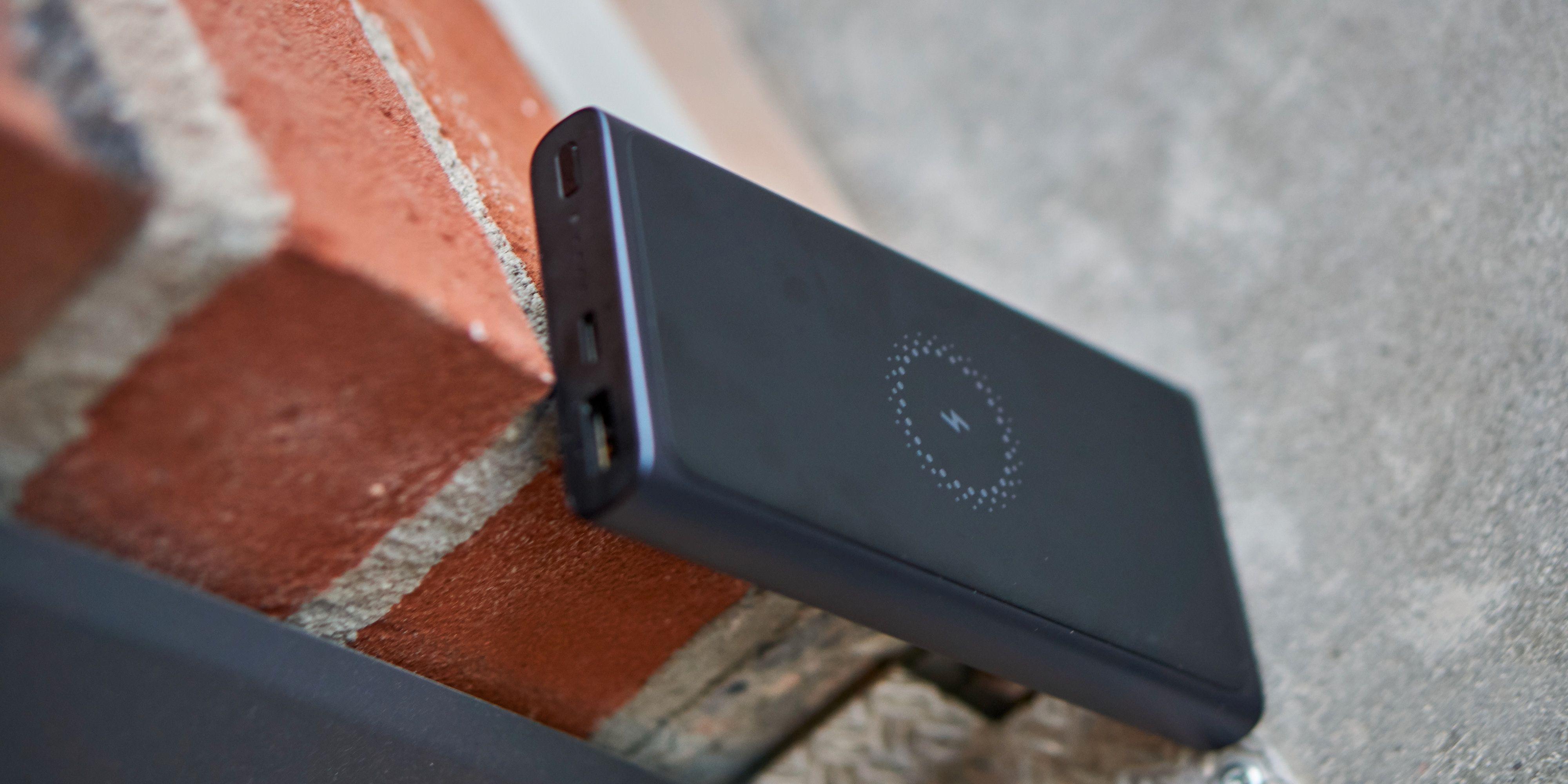 Xiaomi Mi Wireless Power Bank 10000.