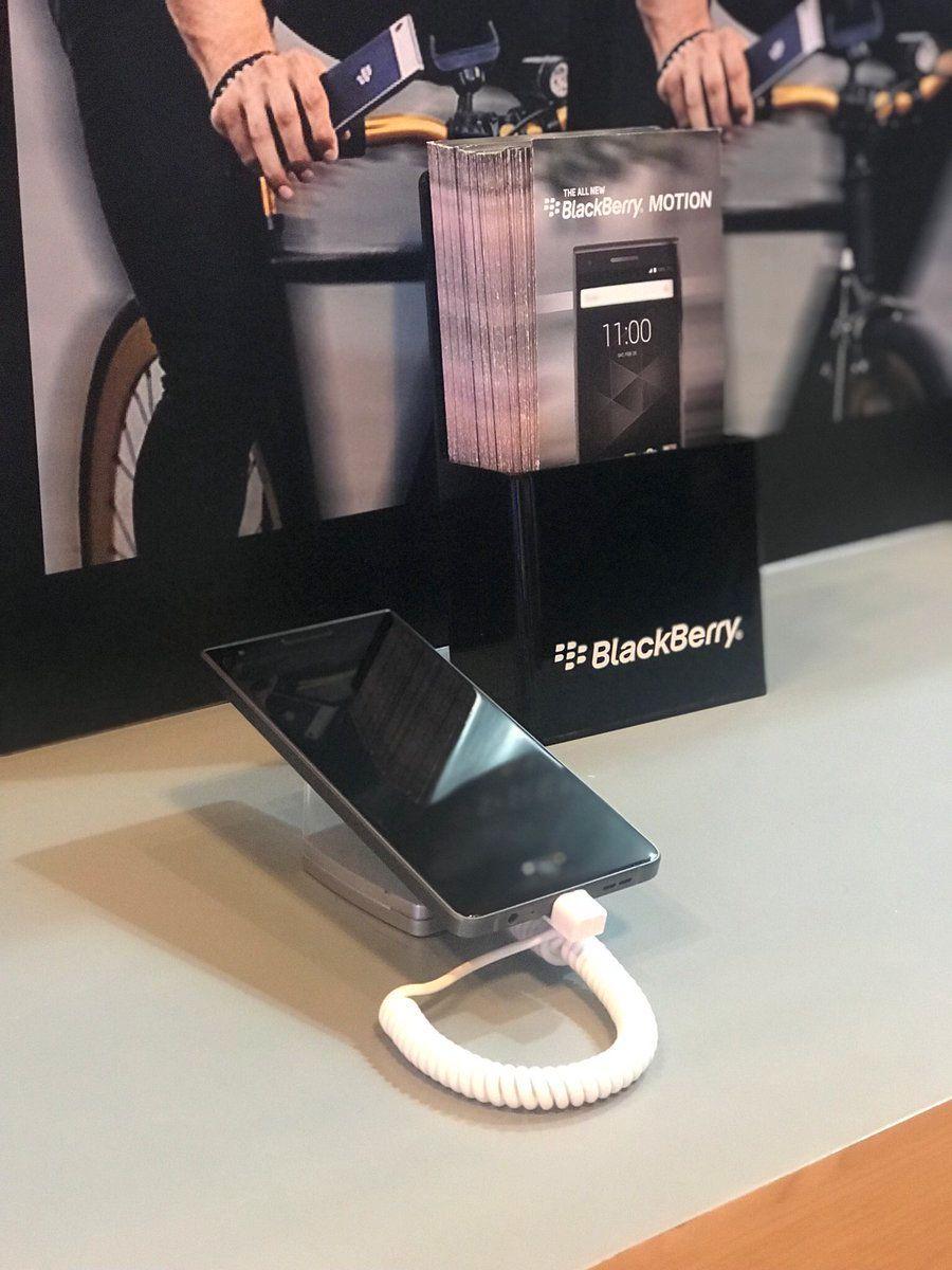 BlackBerry Motion.
