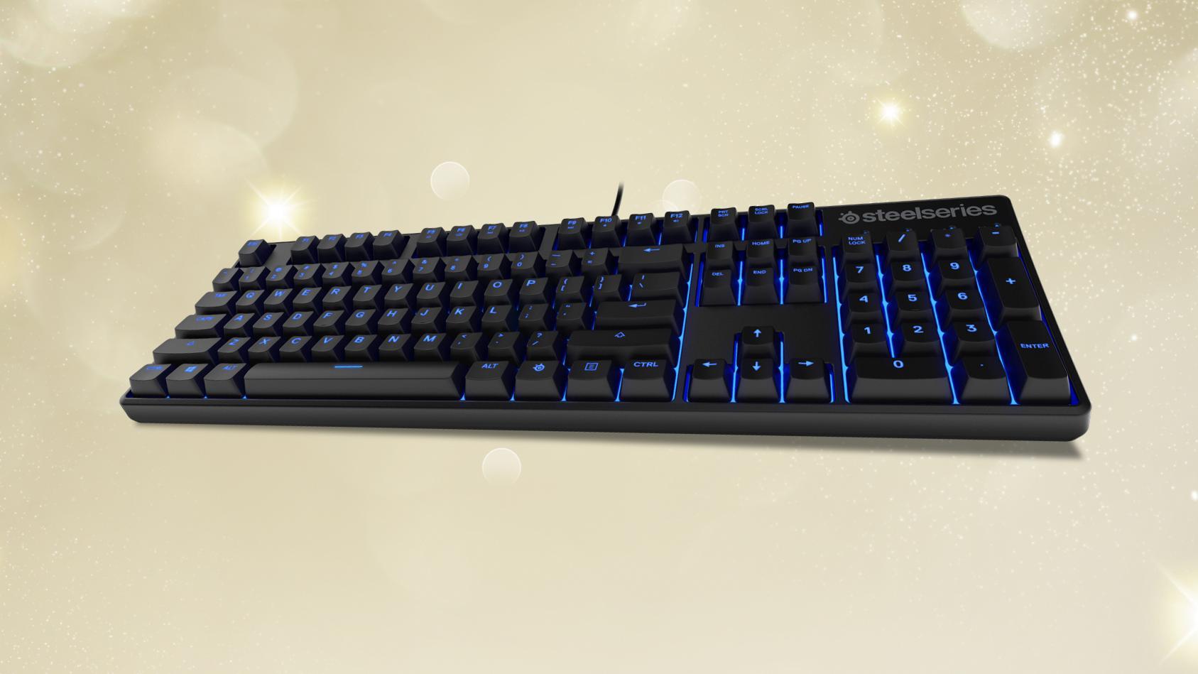Slik ser SteelSeries «billige» mekanisk tastatur ut