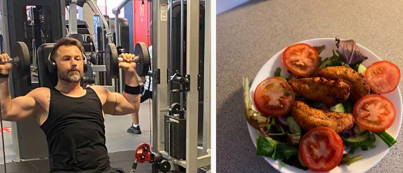 Thomas har gått ner 15 kilo – på tio veckor