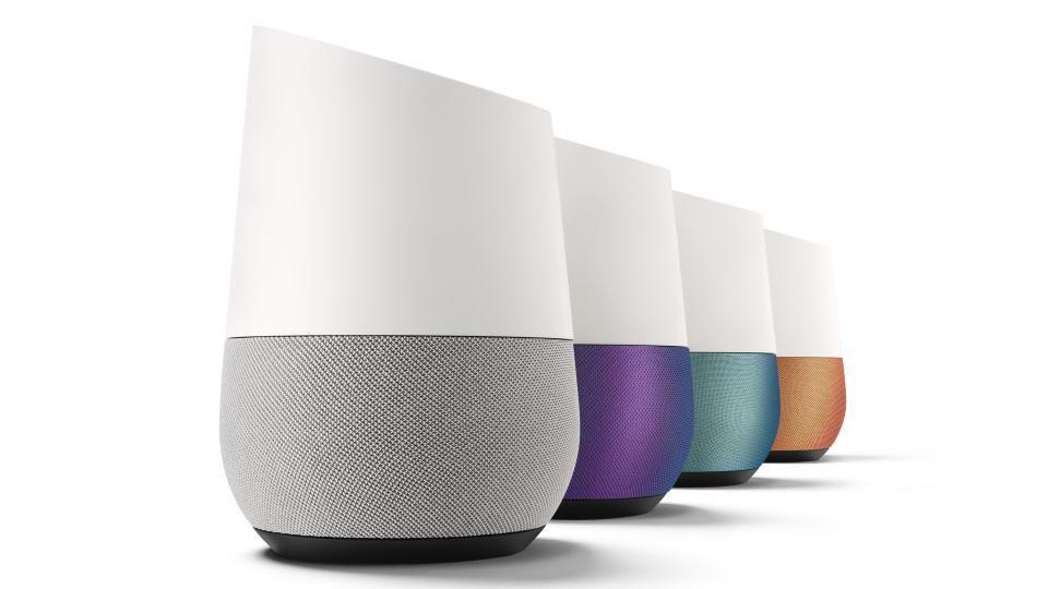 Google Home kan bli en av Siri-høyttalerens argeste konkurrenter.