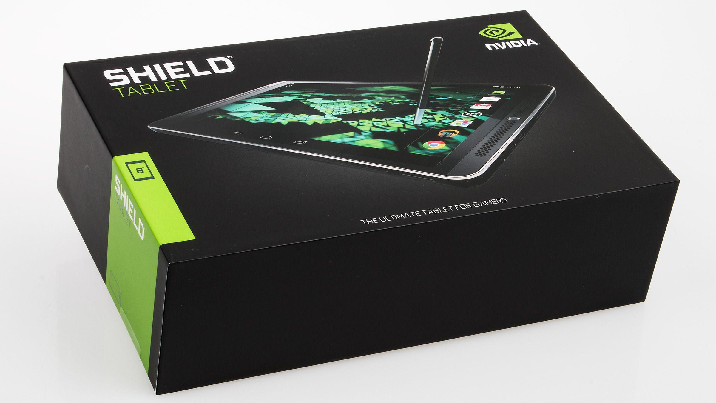 Vi er nå likevel mest interessert i dagens hovedperson: Selve Nvidia Shield Tablet.Foto: Varg Aamo, Hardware.no