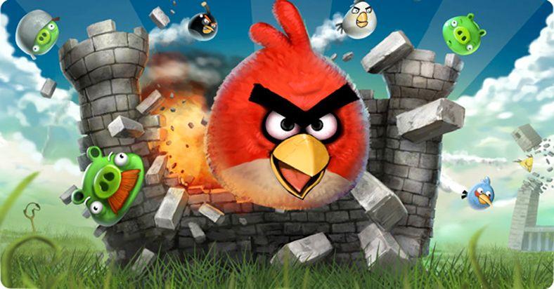 Angry Birds i fredsamtaler