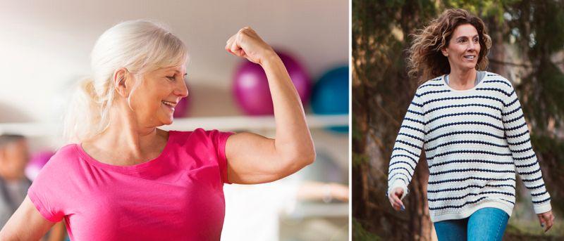 Så går du ner i vikt som äldre