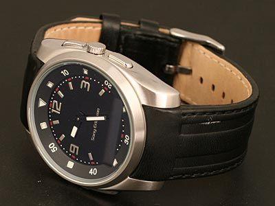 MBW-150 ser ut som en helt vanlig klokke.