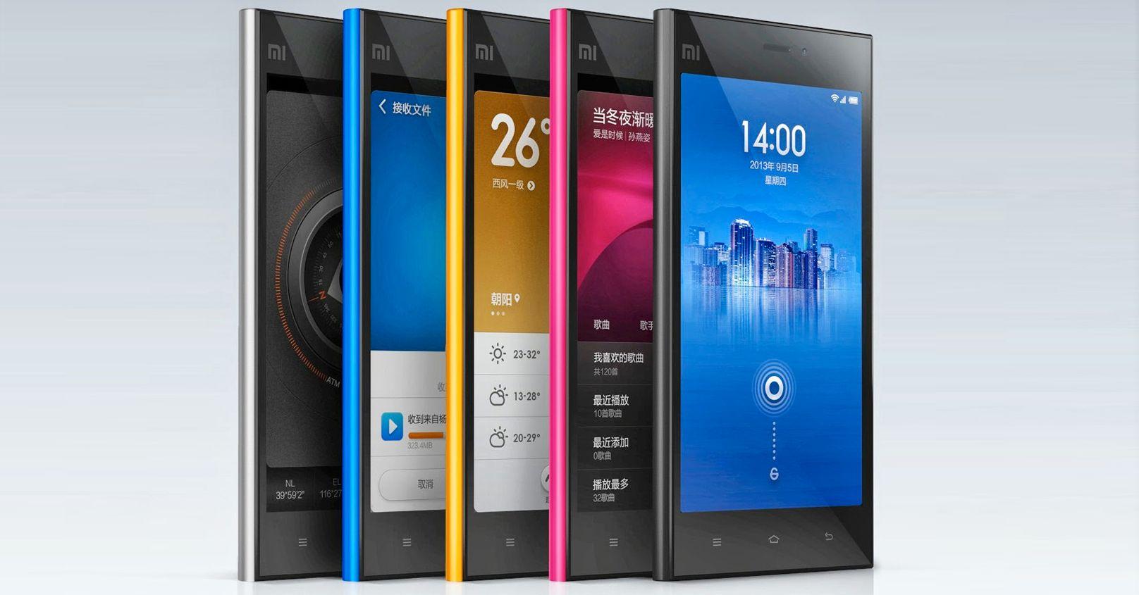 Xiaomi solgte ut mobil på nitti sekunder