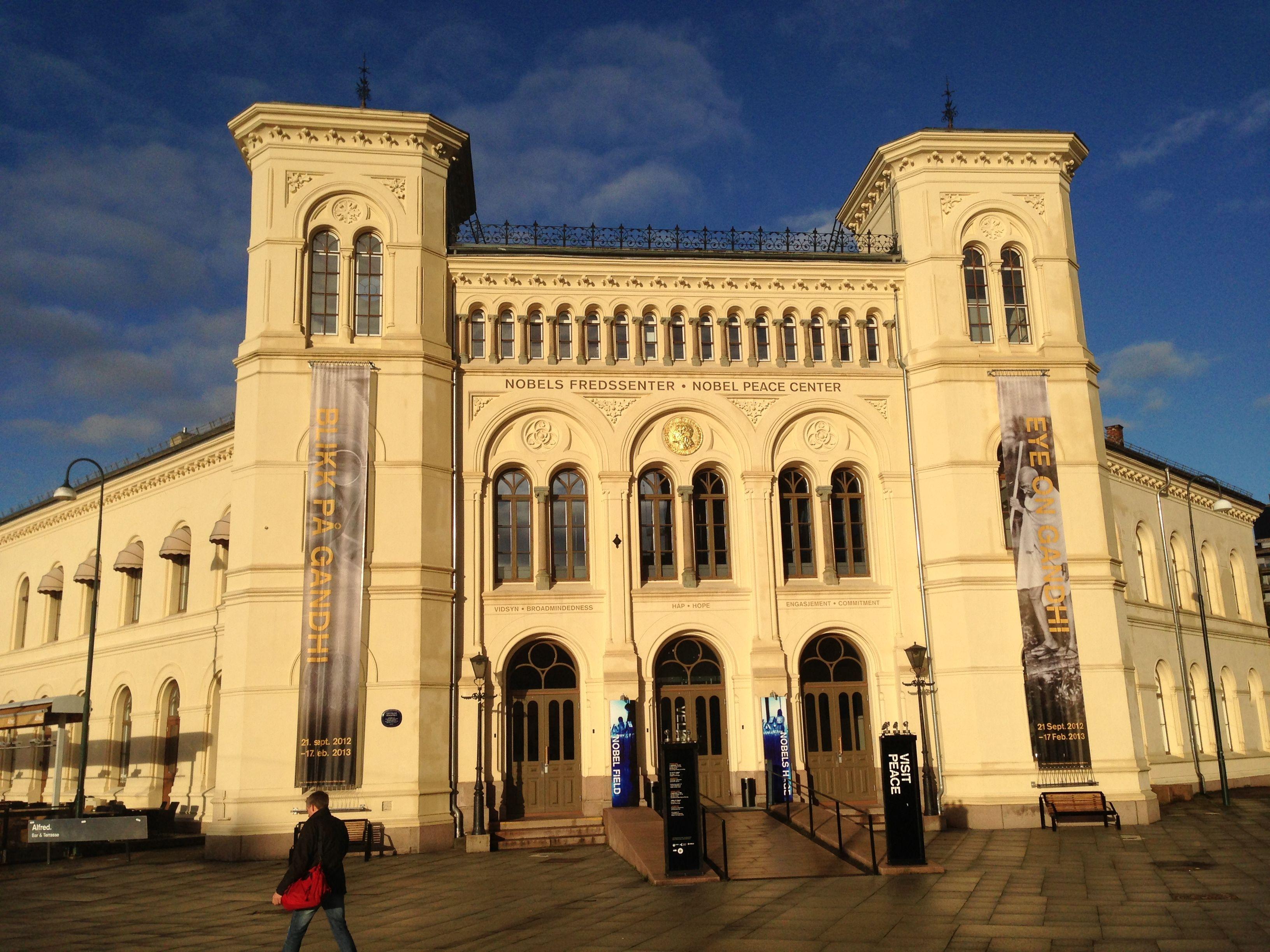 Fredssenteret i Oslo
