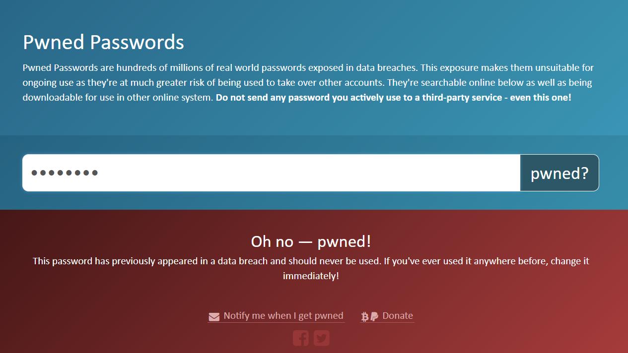 Tjeneste lar deg sjekke om passordet ditt har lekket på nettet