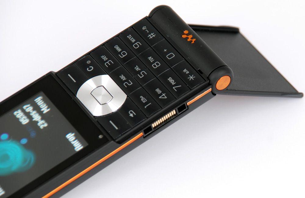 Tastene er gode, tross at telefonen er liten.