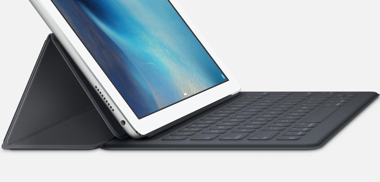 Apples kjempe iPad har allerede fått et nytt tastatur Tek.no