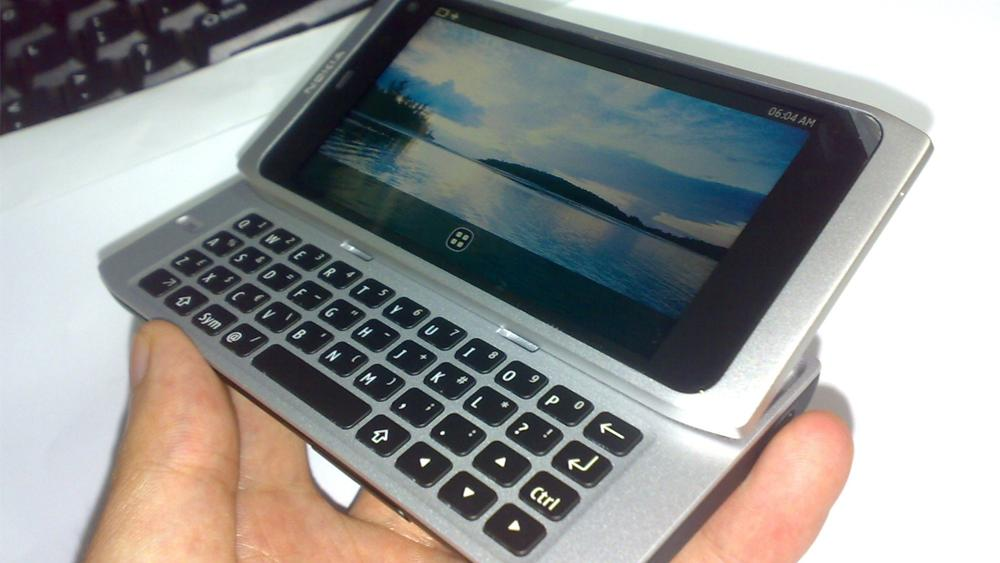 Kraftig innmat på Nokia N9