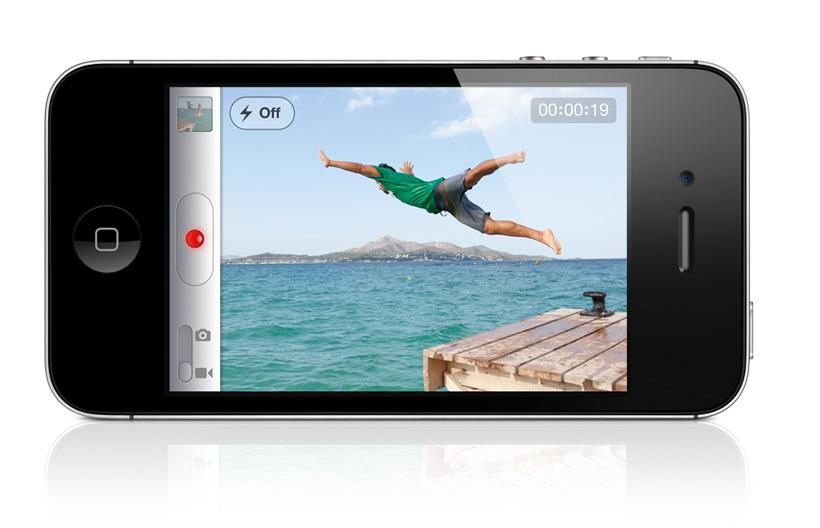 iPhone 4S 16GB.