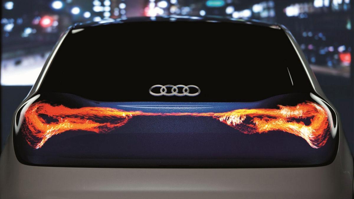Er dette fremtidens bil-lys?