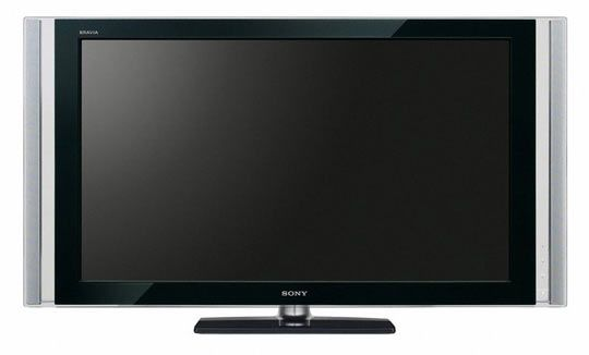 Sonys nye LCD-flaggskip, X4500. Foto: Sony