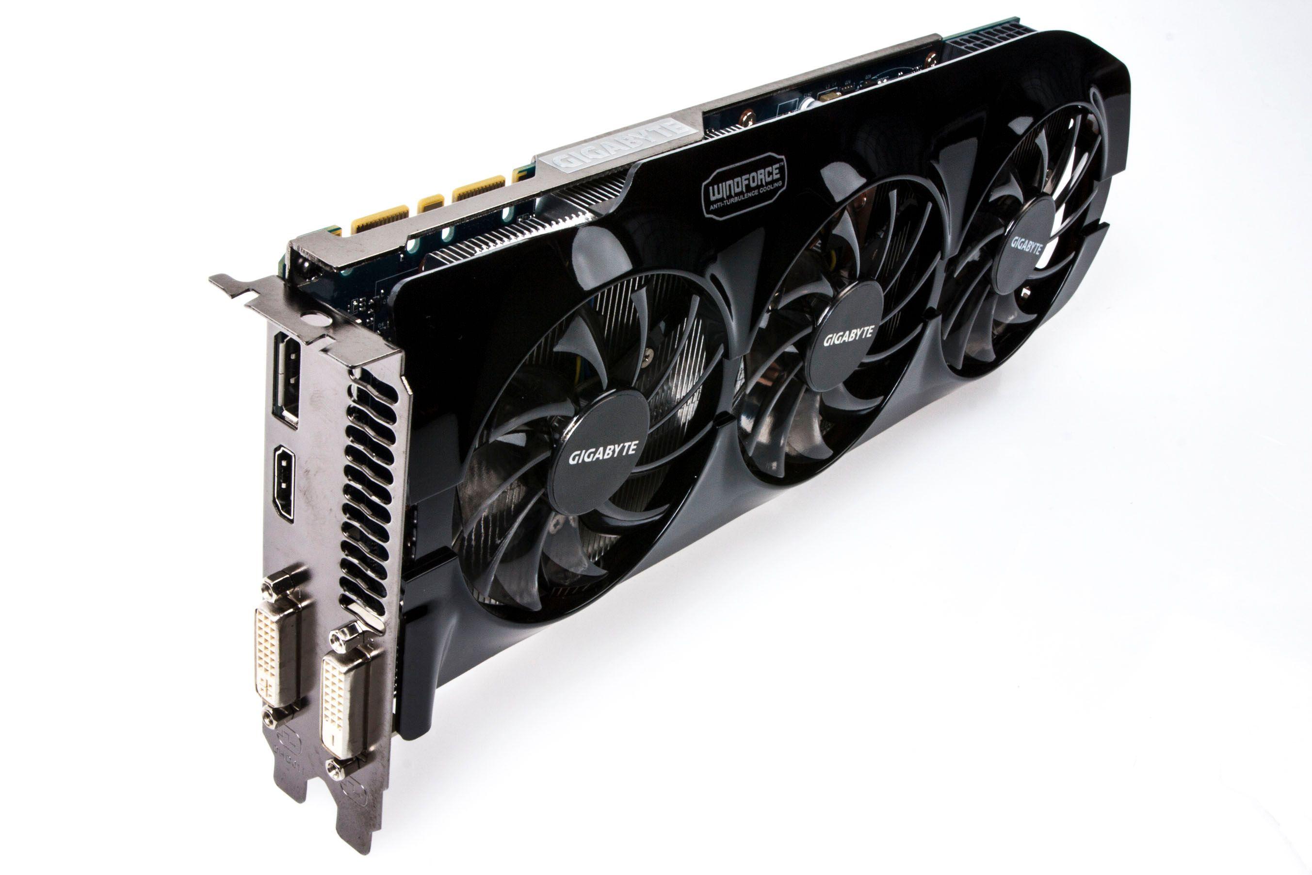 Gigabyte GeForce GTX 760 Windforce.Foto: Varg Aamo, Hardware.no