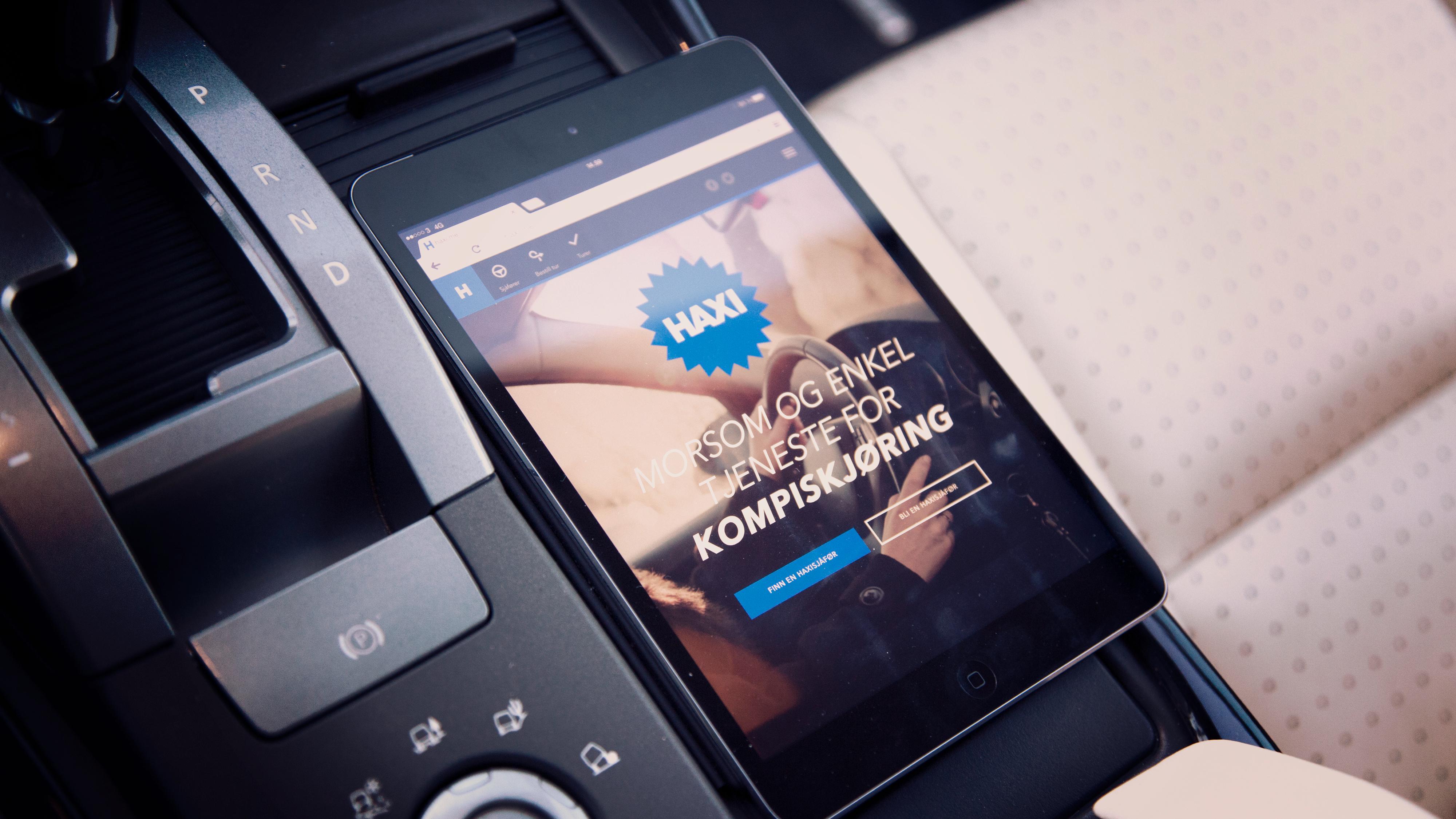Tror denne appen vil bli større enn alle Norges taxier i år