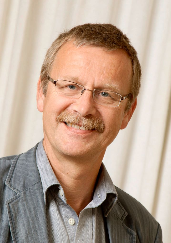 Per Borgesen leder Avdeling for Informatikk og e-læring.Foto: Therese Mjøen/HiST