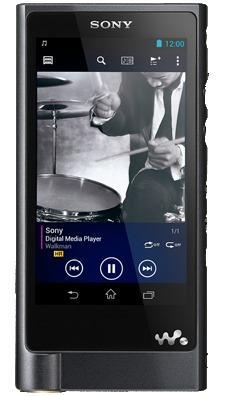 Sony NW-ZX2.Foto: Sony