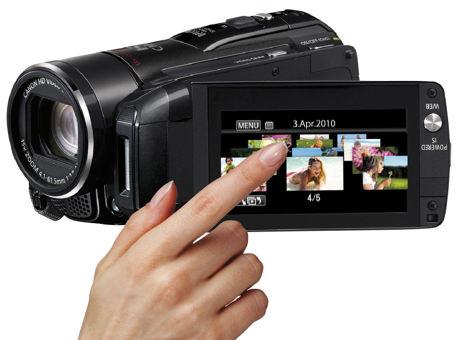 Canons nye videokamera, Legria HF M32
