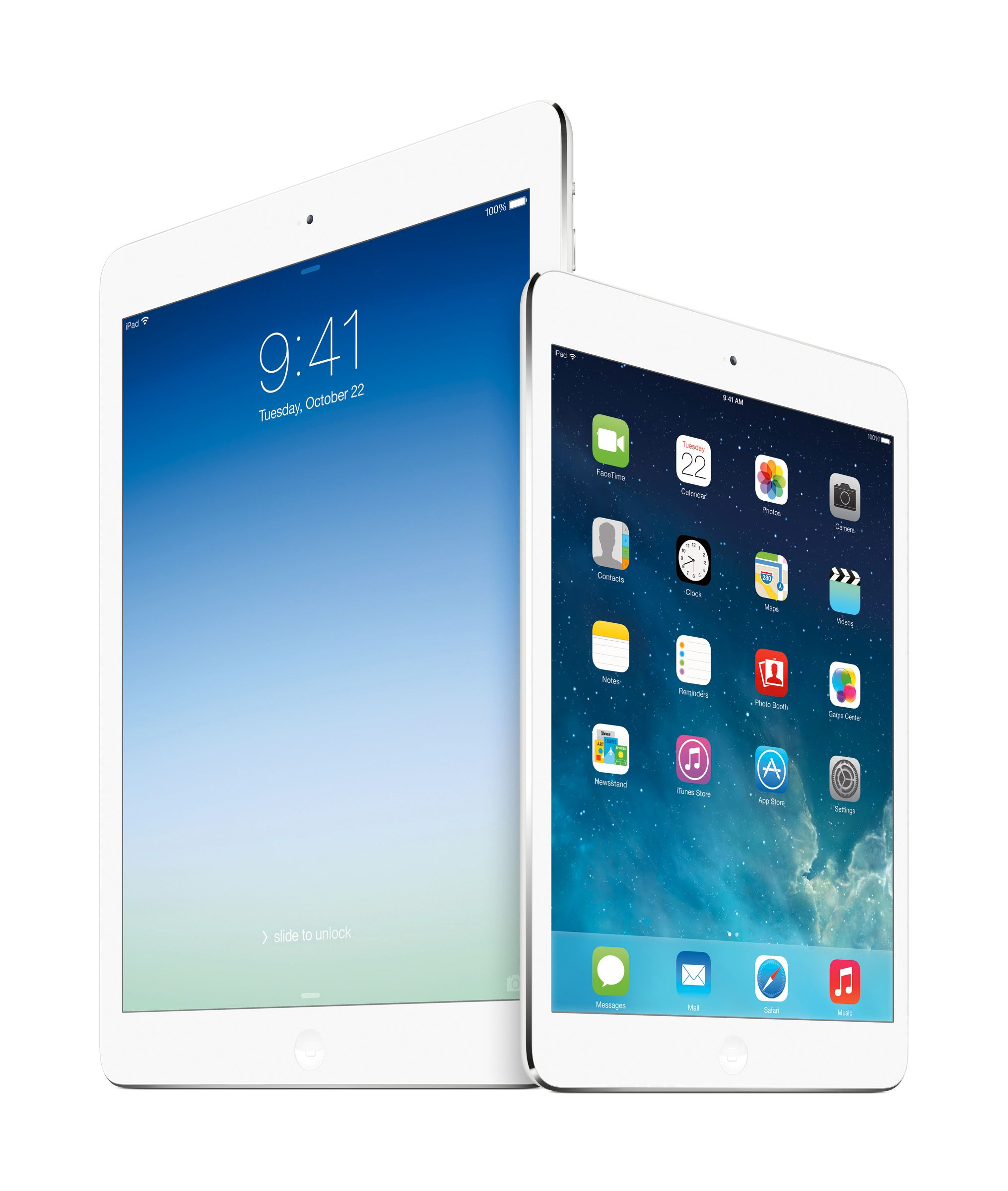 iPad Air. Foto: Apple