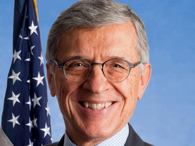 Styreleder for FCC, Tom Wheeler. Foto: FCC