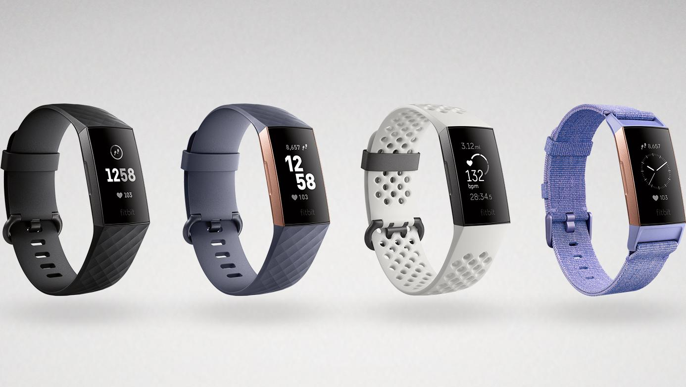 Fitbit Charge 3.
