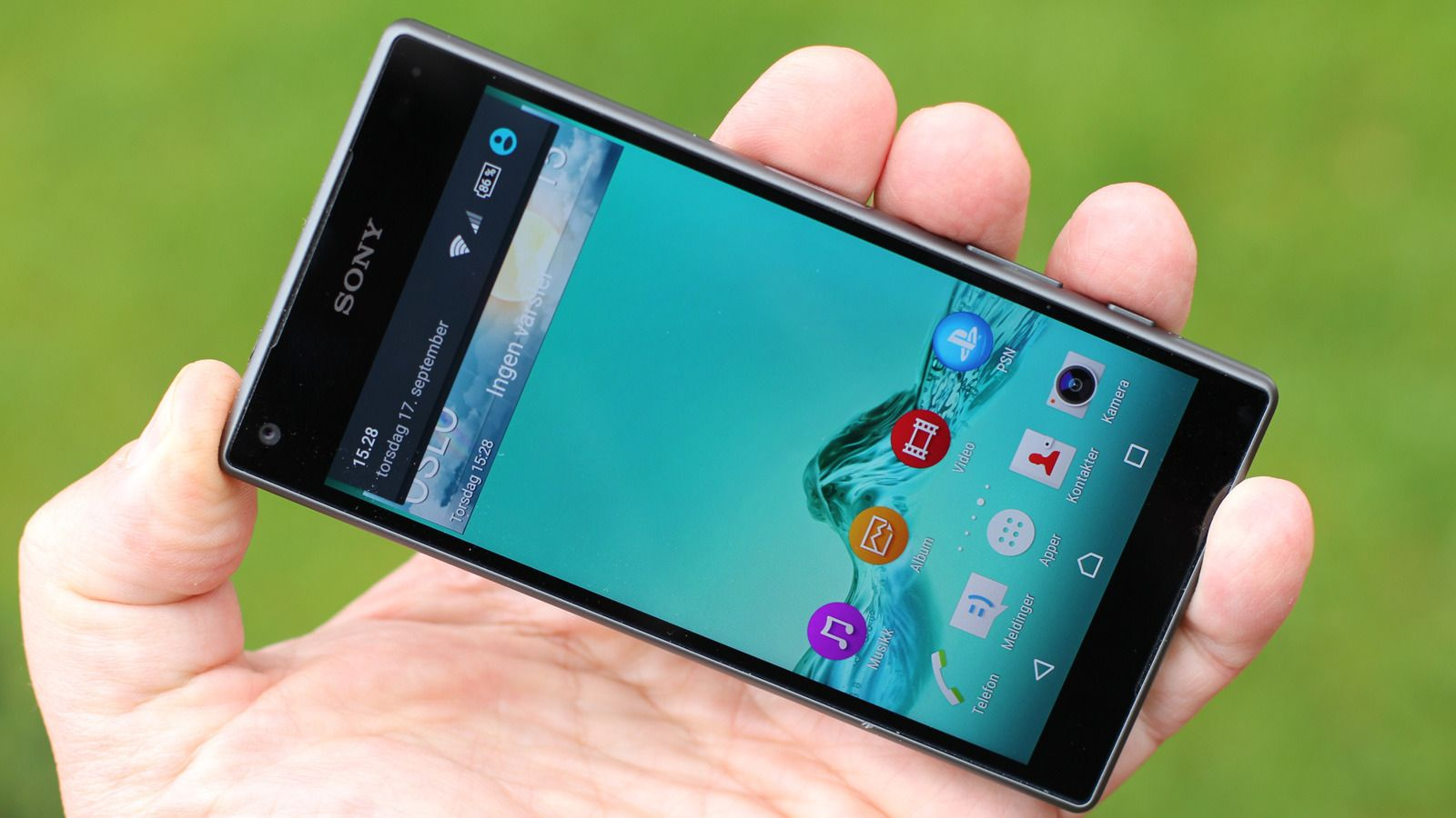 Tilbehør – Sony Xperia Test Tek.no